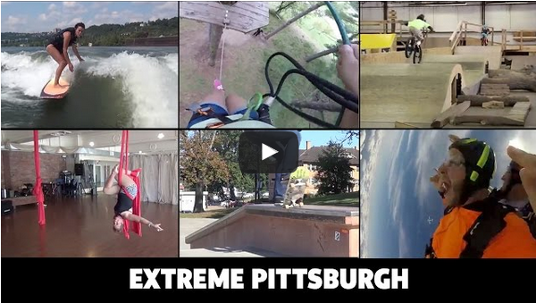 Pittsburgh City Paper Extreme Pittsburgh Video